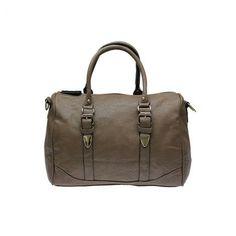 Schicke Handtasche mit Dekoschnallen (in 5 tollen Farben) #mud #handbag #fashion #jepo