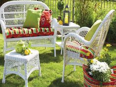 Pier One Outdoor Furniture
