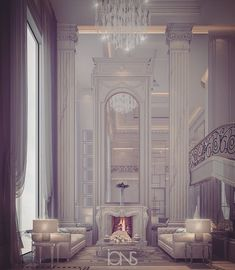 Luxury interior Design Company in Dubai UAE .IONS DESIGN one of the leading interior design Firms with world class designers. Residential Interior Design, Interior Design Companies, Home Interior Design, Interior Architecture, Mansion Interior, Luxury Homes Interior, Luxury Home Decor, Classic Interior, Best Interior