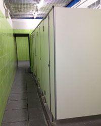 Db Furnishing Toilet Partition High Pressure Laminate ผน งห องน ำสำเร จร ป แผ นลาม เนต ตกแต งภายใน
