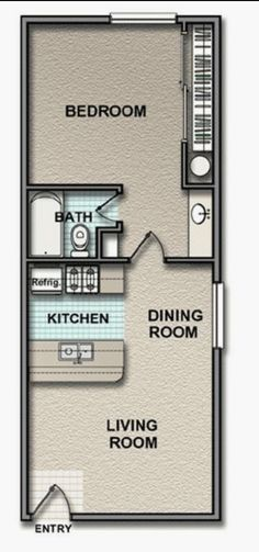Small Lake Houses, Small Cottage Homes, Small House Floor Plans, Cabin Floor Plans, Small Apartment Design, Small House Design, Small Bungalow, A Frame House Plans, Building A Container Home