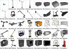 Sketchup Auditorium 3D models download – CAD Design   Free CAD Blocks,Drawings,Details