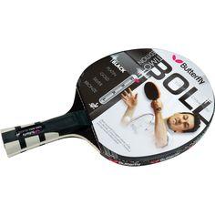 Timo Boll Platinum Black Table Tennis Bat