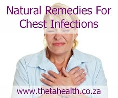 Natural Remedies for Recurring Chest Infections #naturalremedies #chestinfections