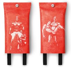 Tom of Finland fire blankets