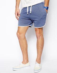 Image 1 ofASOS Jersey Shorts In Short Length