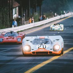 Steve McQueen's Porsche 917 From 'Le Mans' is For Sale