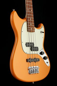 Mustang PJ Bass Orange
