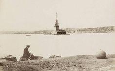 Kızkulesi Adolphe Saum, 1865-1870