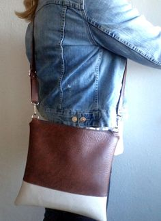 acff67da8ca2 Crossbody bag Everyday shoulder bag by reabags on Etsy Crossbody Shoulder  Bag
