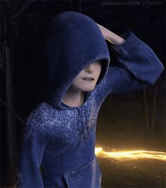 JACK FROST     I know he's not Disney but he's on my Disney board because JELSA