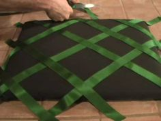 Video on how to make a French Memo Board. I used this in my interior design class as part of our accessories lesson. Even my boys enjoyed making this
