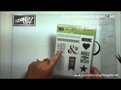 ▶ Scallop Tag Topper Pouch candy holder with Dawn - YouTube