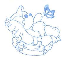 Textured Teddys - Free Instant Machine Embroidery Designs