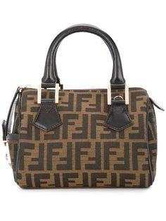 FENDI VINTAGE Zucca pattern tote bag Celine Bag, Fendi Bags, Hermes,  Satchel, f6f904a415