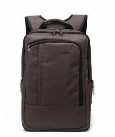2016 Tigernu Waterproof Nylon Backpack Men Laptop Backpack 12.1 to 17 Inch  Mochila Business Bag School 62a6146e53