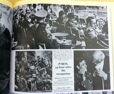 Nazi-Occupied Paris, through Hitler's eyes.