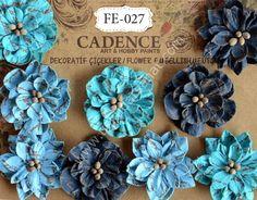 www.uskudarsanat.com Cadence-3D-Dekoratif-Cicekler-FE-027,PR-5398.html