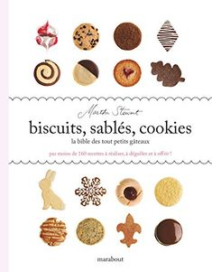 Martha Stewart, Cigarette Russe, Dog Food Recipes, Cookie Recipes, Sable Cookies, Kinds Of Desserts, Fondant, Food And Drink, Baking