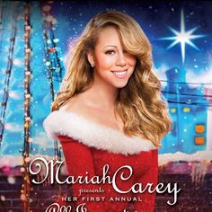 Mariah Carey Announces Christmas Concerts * http://voiceofsoul.it/mariah-carey-announces-christmas-concerts/