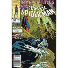 MARVEL TALES #253 | Spider-Man | Marvel Comics | Reprints Amazing Spider-Man 102