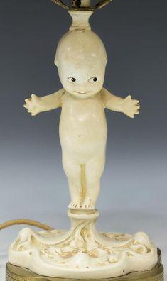 John Wright 2000 Millennium Kewpie Coa And Tag Reads 119 Of 500 Kind-Hearted R Dolls & Bears