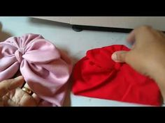 Touca turbante em malha para bebê - YouTube Baby Store, Make It Yourself, Simple, Youtube, Baby Sewing, Mesh, Step By Step, Craft, Outfits
