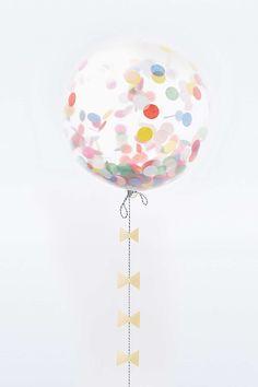 Meri Meri Confetti Balloon Kit