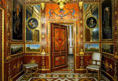 Sala de Platino de la Real Casa del Labrador