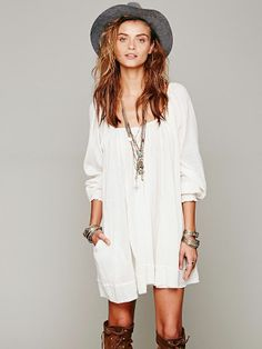 Free People style is all about the coolness and comfyness that we love!