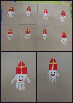 Diy For Kids, Crafts For Kids, Arts And Crafts, St Nicholas Day, Crafty Kids, Christmas Activities, Advent, Stage, Holiday Decor