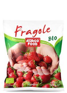 Fragole Bio 300g - Asiago Food Fragole dolcissime, adatte a molti dolci, frullati e anche meravigliosi sorbetti