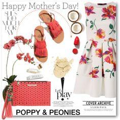 Poppy & Peonies 14