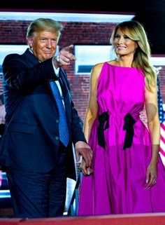 Malania Trump, Trump One, Pro Trump, Donald And Melania Trump, First Lady Melania Trump, Donald Trump, Milania Trump Style, Inauguration 2017, Models
