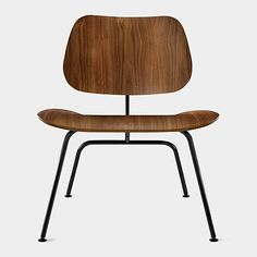 Molded Plywood LCM Chair _Eames Wow I like that wooden chair.