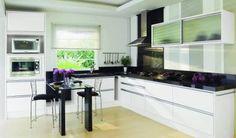 Clique Arquitetura - Seu portal de Ideias e Soluções - Como Escolher Cortinas para a Cozinha