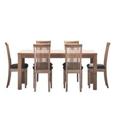 Stockholm 5 Piece Dining Setting Domayne Online Store