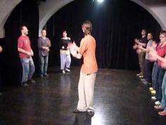 Body percussion workshop Brno CZ - YouTube