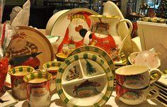Vietri Santa dishes