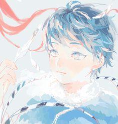 [drawr] まりめっこ Aesthetic Art, Aesthetic Anime, Pretty Art, Cute Art, Manga Art, Anime Art, Concept Art Tutorial, Manga Illustration, Boy Art