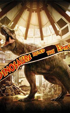 jurassic park world Jurassic Park Anniversary Edition BluRay Key Art T Rex Jurassic Park, Jurassic Park Tattoo, Jurassic Park Trilogy, Jurassic Park Poster, Jurassic World 3, Michael Crichton, Tiranosauro Rex, Jurassic World Wallpaper, Jurrassic Park