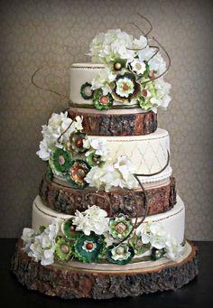 Unique Country Western Wedding Ideas | ... Idea If You Bring Country Wedding Cake In A Country Themed Wedding