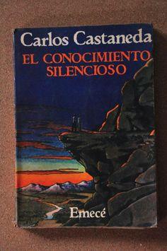 «Carlos #Castaneda - El #conocimiento silencioso». Existe un poder escondido dentro de nuestro ser que se puede alcanzar... Un poder que habla sin palabras. Una vez que lo alcanzamos, empezamos a ver, algo más. Es una percepción acrecentada, un conocimiento silencioso.
