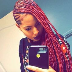 Beautiful braids @shaddah_elyse - https://blackhairinformation.com/hairstyle-gallery/beautiful-braids-shaddah_elyse/