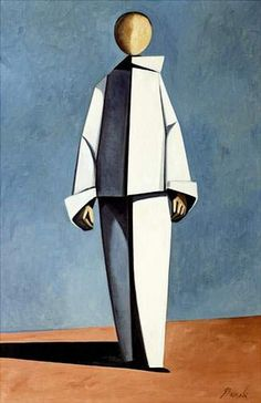 Duilio Barnabé : Pierrot, c1960
