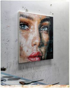 Harding Meyer, Paintings. Large-scale,... - Supersonic Art