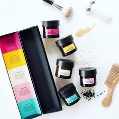 Get them all! Try our collection of Expert Facial Masks today for all your skincare needs.