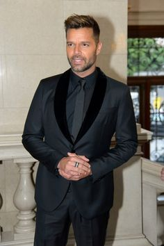 Ricky Martin at the Life Ball.NON EXCLUSIVE June 1, 2014.