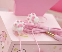 earphones apple cute pink kawaii kawaii accessory kawaii grunge all pink wishlis. - earphones apple cute pink kawaii kawaii accessory kawaii grunge all pink wishlist all pink everythi - Kawaii Shop, Kawaii Cute, Cute Headphones, Accessoires Iphone, Kawaii Accessories, Nail Accessories, Mobile Accessories, Accessories Store, Tumblr Outfits