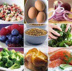 Los 10 alimentos más saludables que puedes consumir